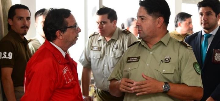 Arica y Parinacota: Detenciones por delitos de mayor connotación social aumentaron 15% en 2019